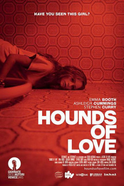 Poster de la película Hounds of Love