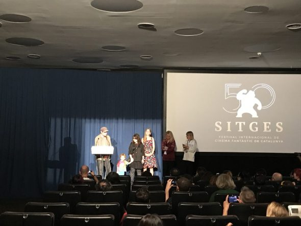 Seth A. Smith presenta The Crescent en Sitges 2017