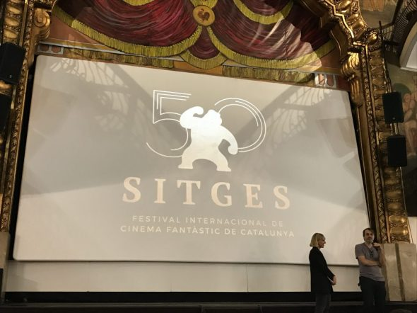 Kornél Mundruczó presentando Johanna en Sitges 2017