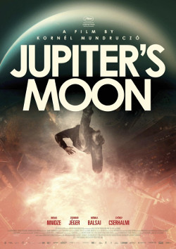Póster de Jupiter's Moon, dirigida por Kornél Mundruczó