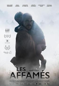 Poster de Les affamés, dirigida por Robin Aubert