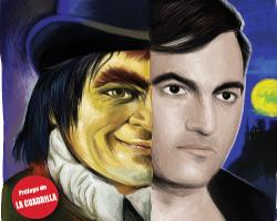 Una imagen de la portada del libro Paul Naschy, la dualidad de un mito