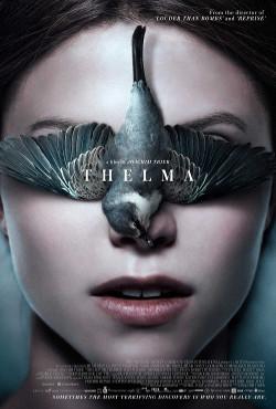 Póster de Thelma, dirigida por Joachim Trier