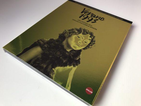Verano 1993 portada Blu-ray