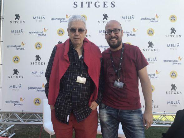 Entrevista a Sergio Martino en Sitges 2017