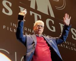 Sergio Martino recibe el premio Maria Honorífica en Sitges 2017