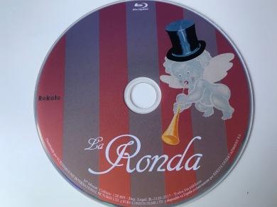 La ronda Blu-ray disco