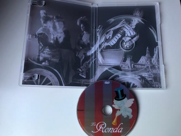 La ronda DVD interior
