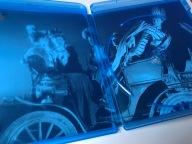 La ronda Blu-ray interior detalle
