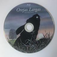 Orejas largas Blu-ray detalle disco
