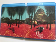 Orejas largas Blu-ray interior reversible