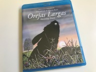 Orejas largas Blu-ray portada amaray