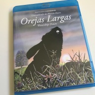 Orejas largas Blu-ray portada amaray