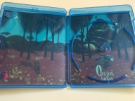 Orejas largas Blu-ray interior amaray