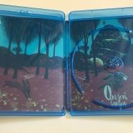 Orejas largas Blu-ray interior amaray