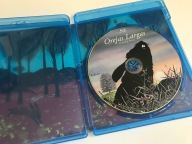 Orejas largas Blu-ray interior con disco