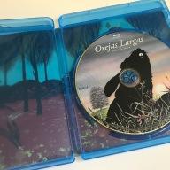 Orejas largas Blu-ray interior con disco