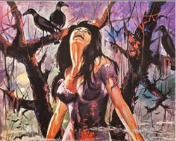Extracto de la portada del número 29 del fanzine El Buque Maldito