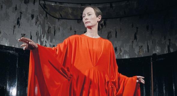 Tilda Swinton en una imagen de Suspira, dirigida por Luca Guadagnino