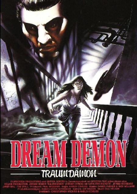 Póster de Dream Demon, dirigida por Harley Cokeliss