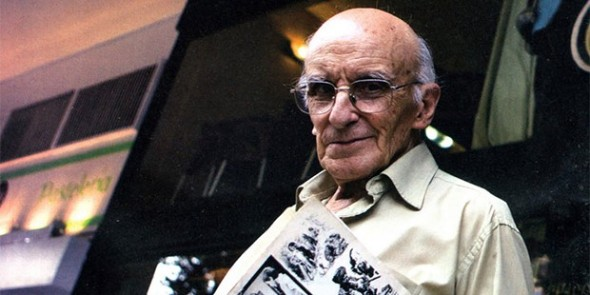 El cineasta José Ramón Larraz