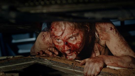 Una imagen de la película Lake Bodom, dirigida por Taneli Mustonen