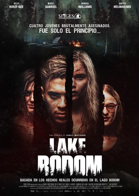Poster de Lake Bodom, dirigida por Taneli Mustonen