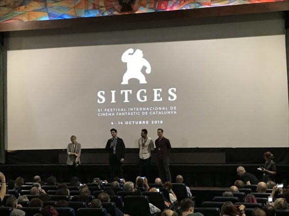 Jordan Downey presenta The Head en Sitges 2018