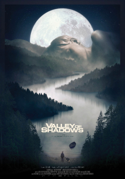 Póster de A Valley of Shadows, dirigida por Jonas Matzow