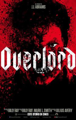 Póster de Overlord, dirigida por Julius Avery