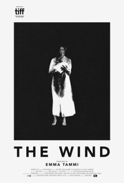 Póster de The Wind, dirigida por Emma Tammi