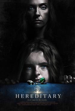 Póster de Hereditary, dirigida por Ari Aster