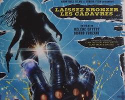 Laissez bronzer les cadavres blu-ray