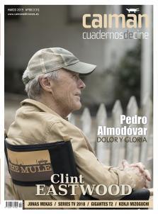 Portada de marzo de 2019 de la revista Caiman Cuadernos de Cine