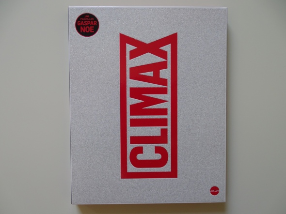 Climax Blu-ray frontal funda