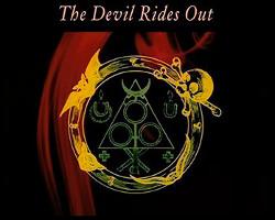 Extracto de la portada del libro La novia del Diablo, escrito por Carlos A. Cuéllar Alejandro