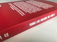 Lateral del libro Todos los colores del giallo. Antología del cine criminal, de terror y erótico italiano