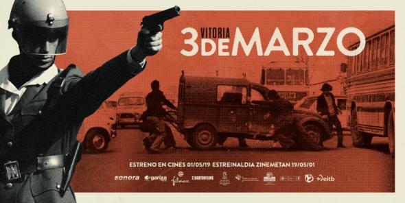 Imagen promocional de Vitoria, 3 de marzo, dirigida por Víctor Jesús Cabaco Ordóñez