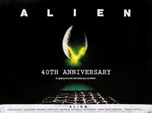 Alien 40 Aniversario