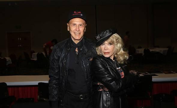 Howard Mauer y Dyanne Thorne