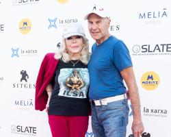 Dyanne Thorne y Howard Mauer en el Festival de Sitges 2018