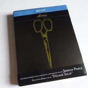 frontal del steelbook de Nosotros (Us) en Blu-ray -2