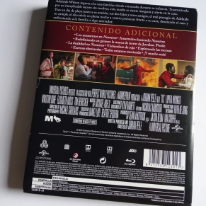 características del steelbook de Nosotros (Us) en Blu-ray