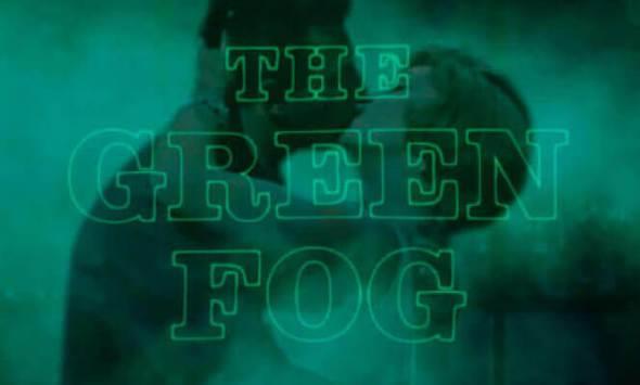 Títulos de crédito de The Green Fog, dirigida por Evan Johnson y Galen Johnson