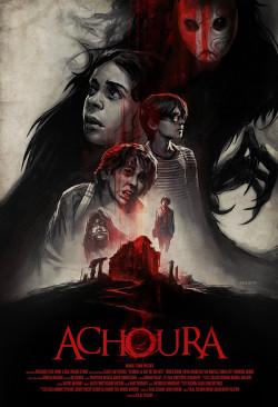 Póster de Achoura, dirigida por Talal Selhami