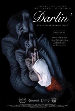 Póster de Darlin, dirigida por Pollyanna McIntosh