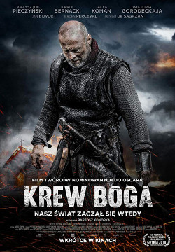 Póster de The Mute (Krew Boga), dirigida por Bartosz Konopka