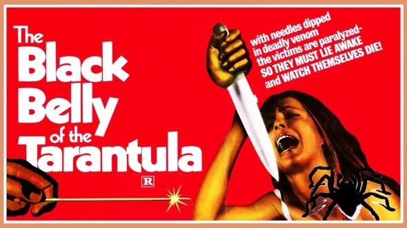 Imagen promocional Black Belly of the Tarantula