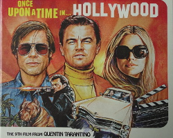 Érase una vez en... Hollywood Edición Coleccionista UHD+Blu-ray portada