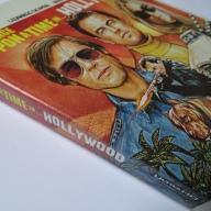 Érase una vez en... Hollywood Edición Coleccionista UHD+Blu-ray digipack lomo izquierdo